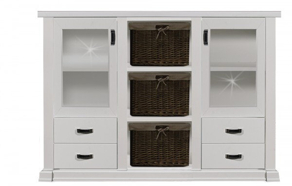 Highboard Sylt Living 6211
