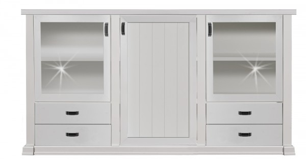 Highboard Sylt Living 6216